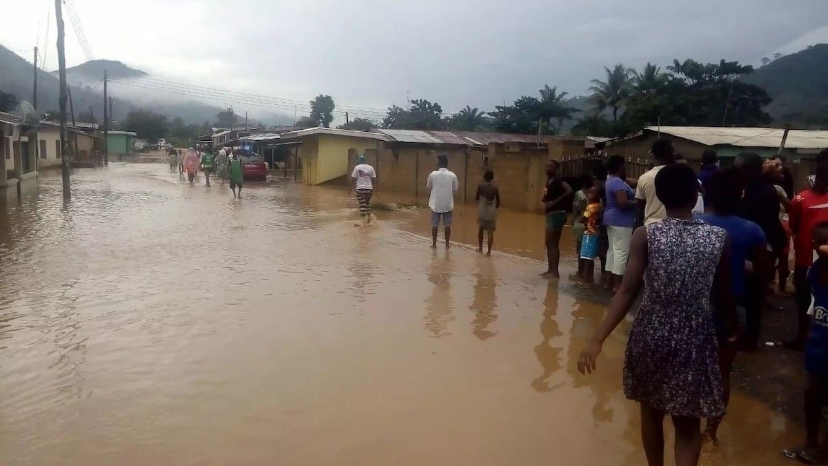 Koforidua submerged by floods