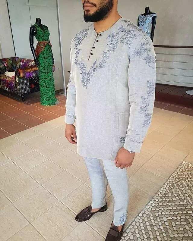 Latest News In Nigeria: Nigeria Men Fashion Styles 2019-See The Latest Nigeria