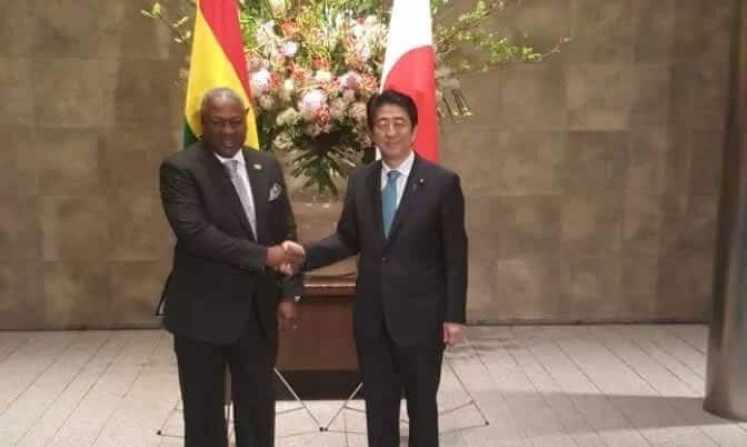 Japan agrees to build advanced medical facility in Ghana