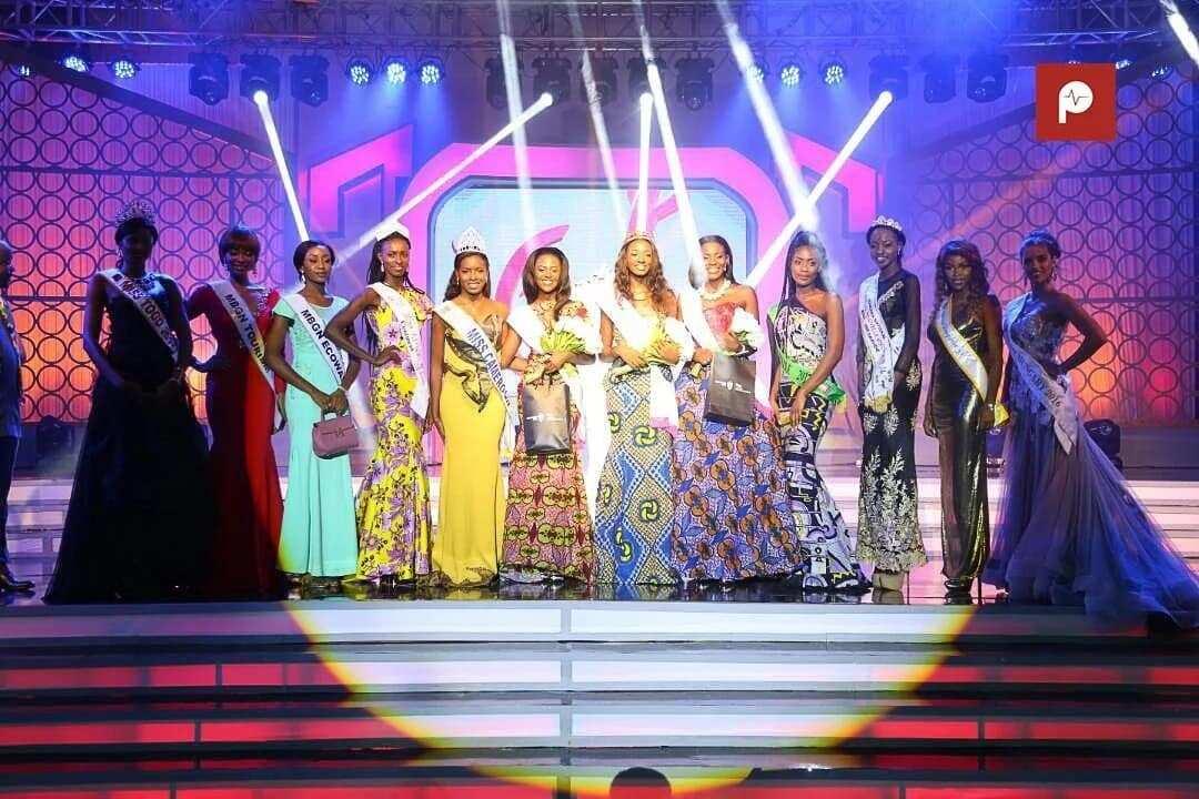 Margaret Dery crowned Miss Ghana 2017
