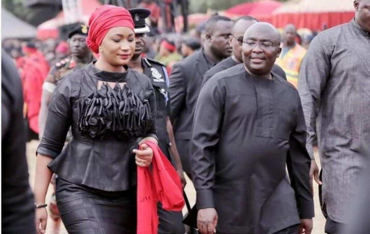 Samira Bawumia steals show at NPP Conference