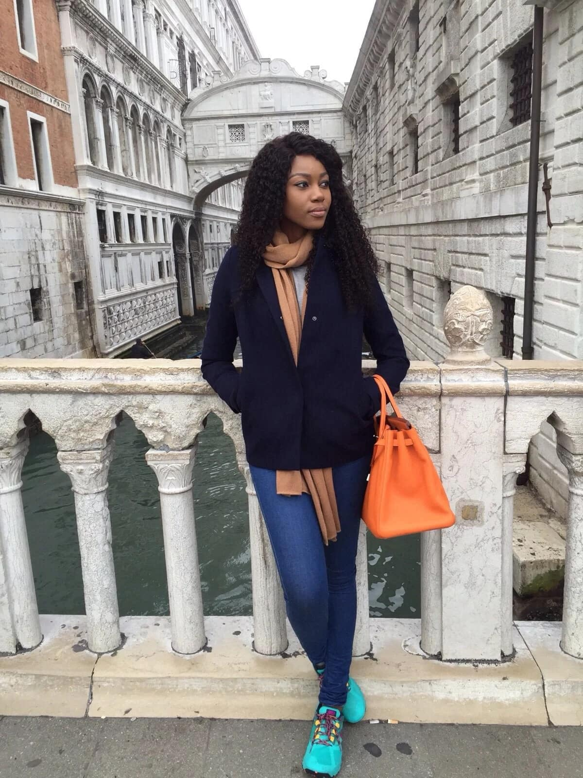 Yvonne Nelson releases her latest photo on social media