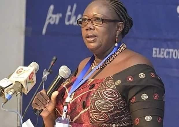 Deputy EC boss speaks after her 'clash' with EOCO officials