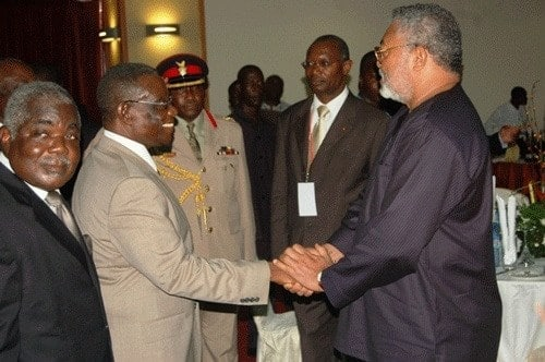 Rawlings is not the founder of the party - former NDC chairman present facts to prove his claim