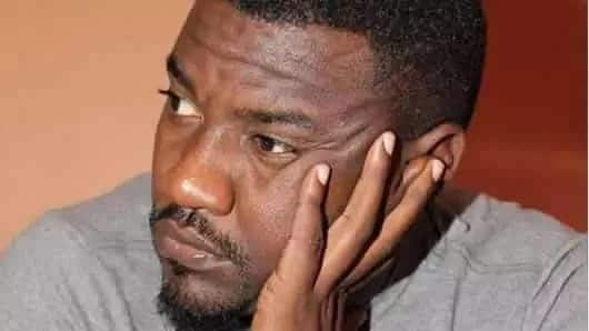 John Dumelo calls on Akufo-Addo to make Ghana safe again after recent robbery attacks
