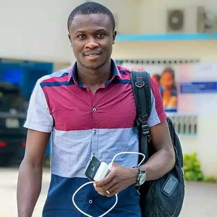 Sports journalist, Saddick Adams attacked in his home