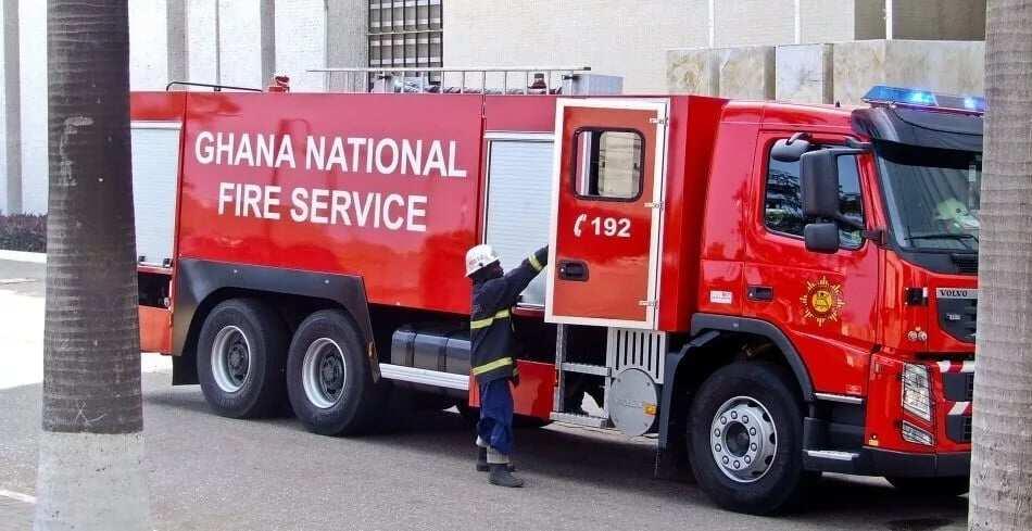 Ghana Fire Service salary