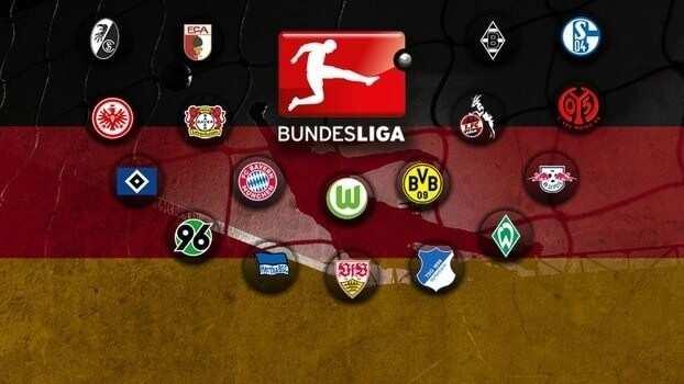 German Bundesliga top scorers 2017-2018