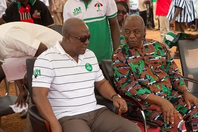 "Kwaku Manu makes u-turn on NDC; ""I never endorsed Mahama"""