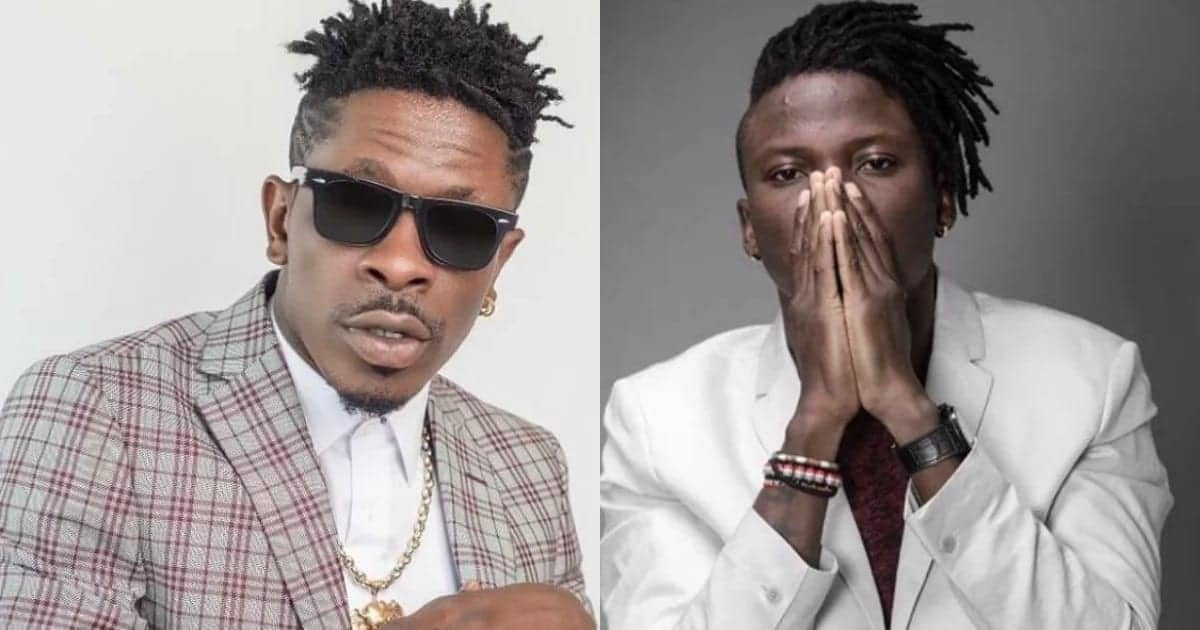 Shatta Wale describes Stonebwoy as cripple in latest attack