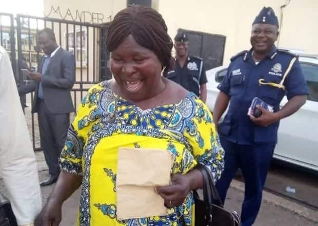 Journalists conspired to get me arrested - Akua Donkor cries