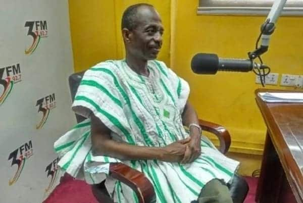 Akufo-Addo appointed ex-girlfriends to office – Asiedu Nketia