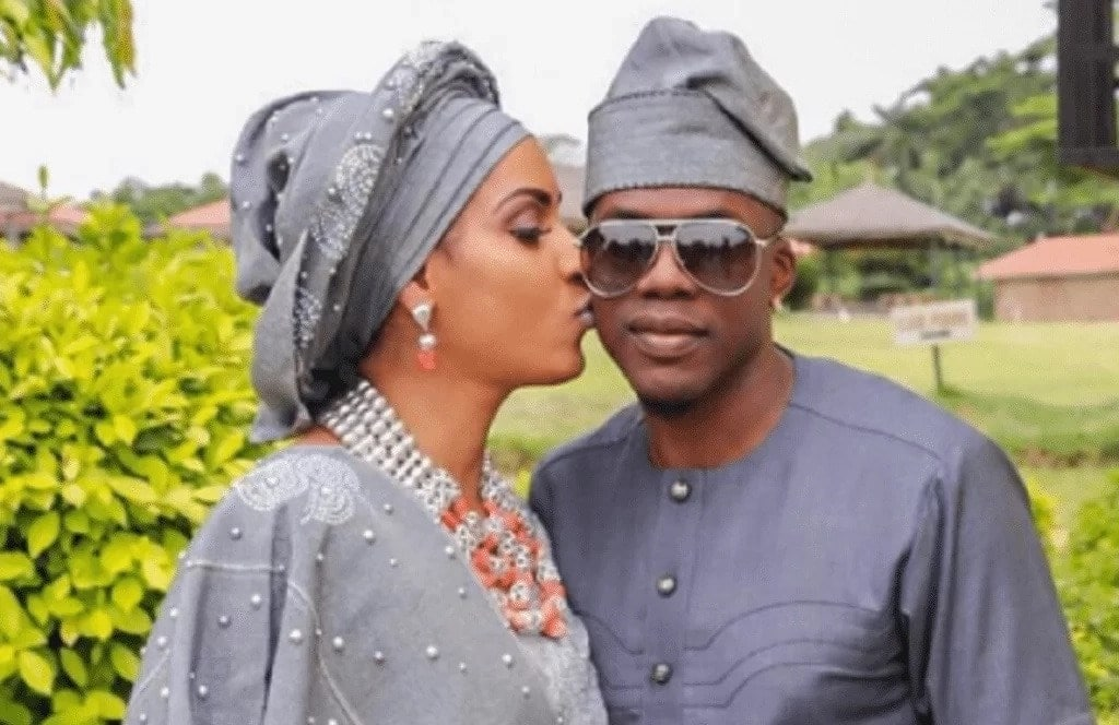 Juliet Ibrahim and Iceberg Slim look lovely as they pose for the cameras