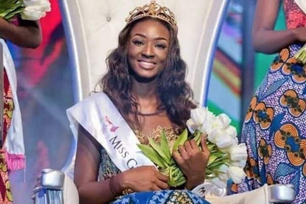 Miss Ghana responds to allegations of sleeping with Bawumia's brother
