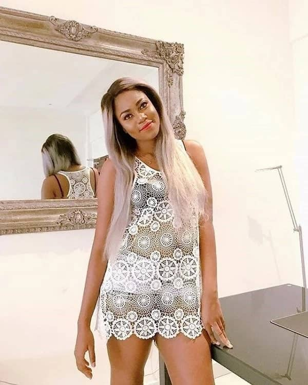 Yvonne Nelson stuns in new photos ahead of birthday celebration