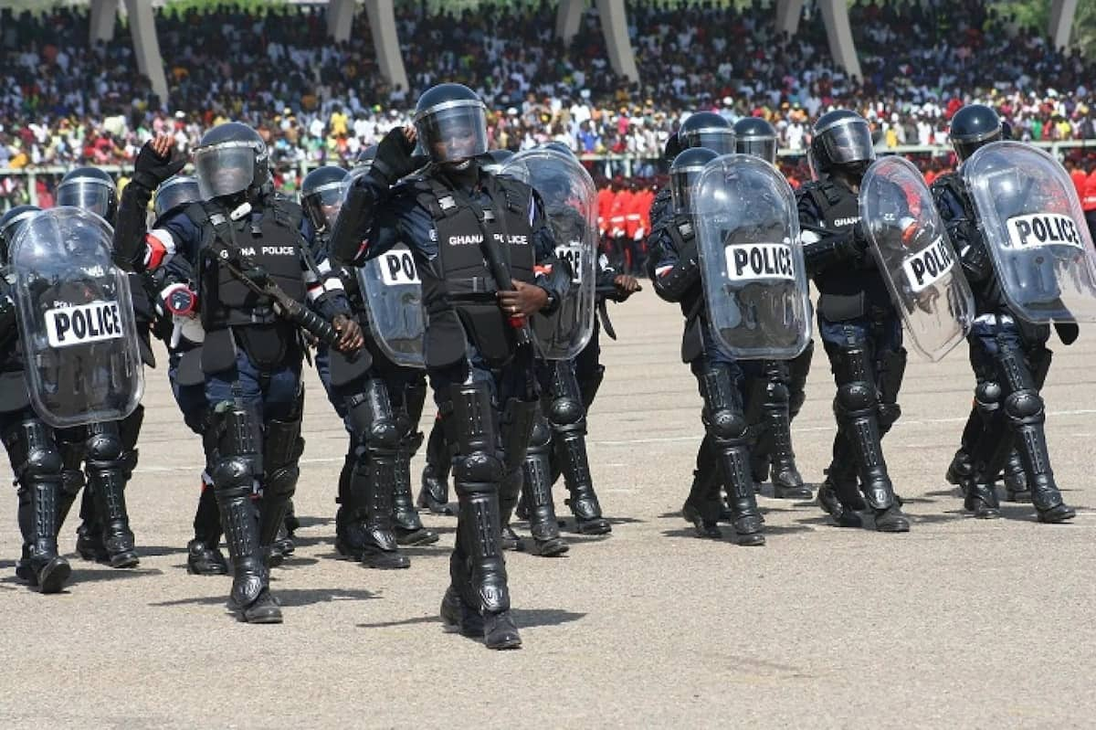 Shortage of police personnel hits Upper West, Brong Ahafo regions
