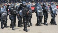 MMDCE list: Ghana Police on red alert for violent protests