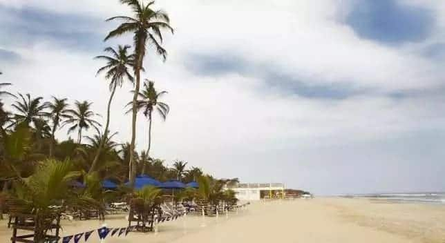 5 amazing beaches in Ghana you should visit
