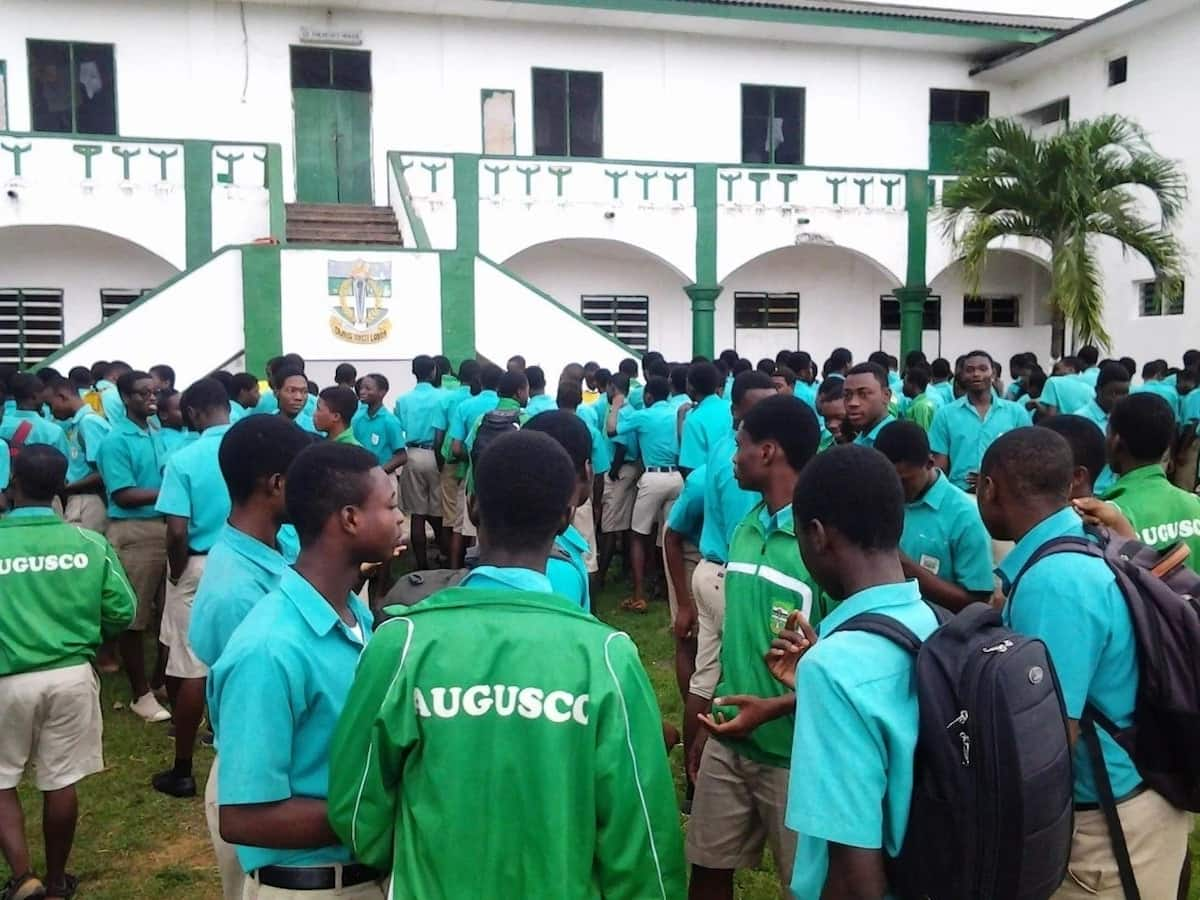 "These Senior High Schools are known to produce all the ""bad boys"" in Ghana"