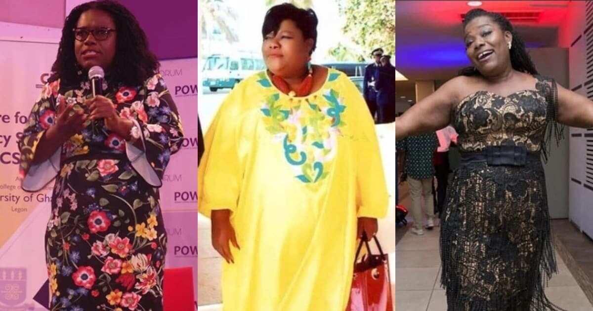 nana oye lithur pierdere în greutate