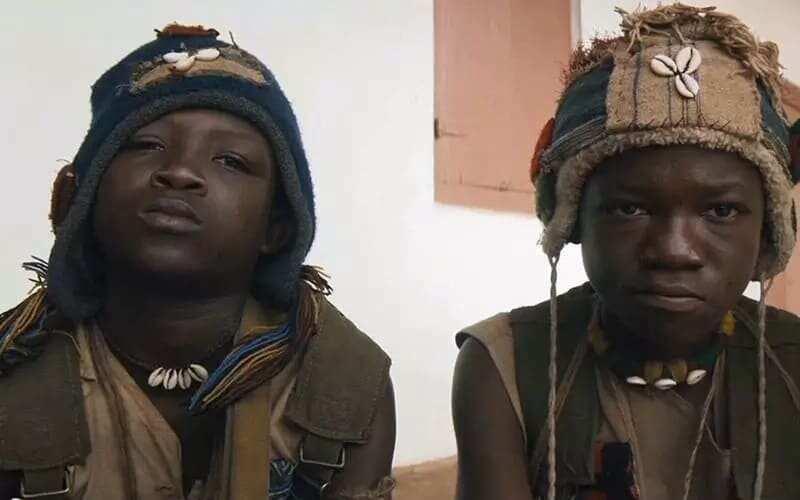 Emmanuel Adom Quaye Beasts of No Nation actor Strika Emmanuel Nii Adom Quaye interview Beasts of No Nation Cast