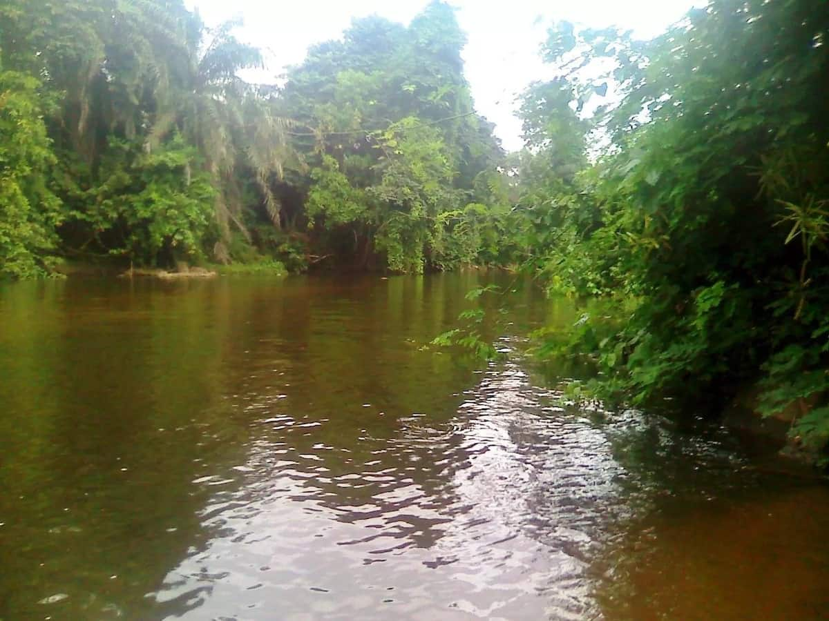 List of major rivers in Ghana and their location