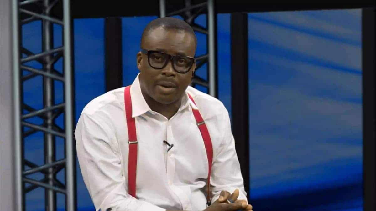 Metro TV's Paul Adom Otchere defends his controversial comments