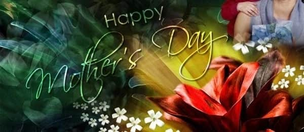 happy mother's day greeting for facebook