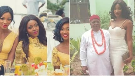 Yvonne Okoro just shared a photo of her powerful Nigerian dad and it's simply amazing