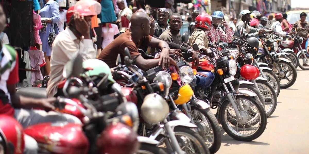 Okada riders clash with police over deaths