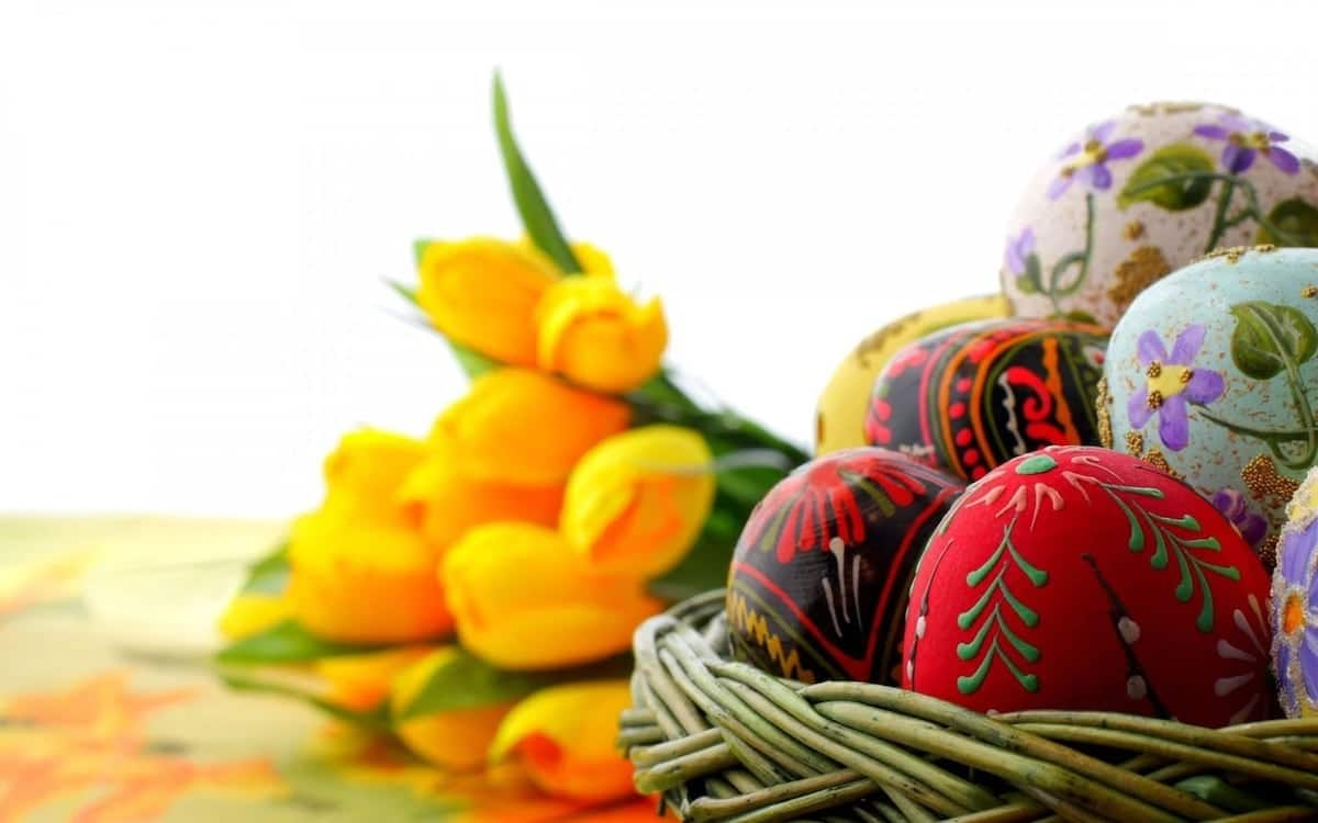 Happy easter messages and greetings for friends