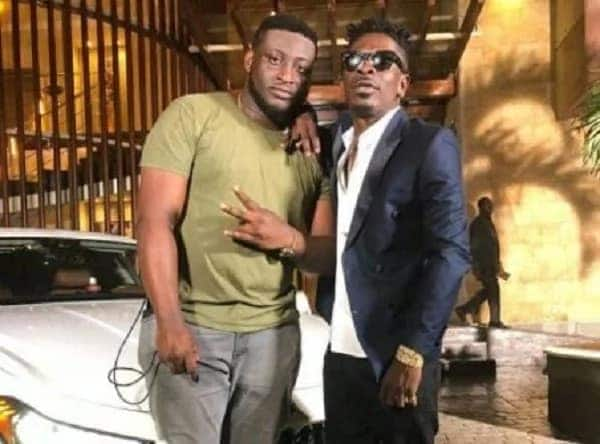 Shatta Wale presents brand new BMW to his manager