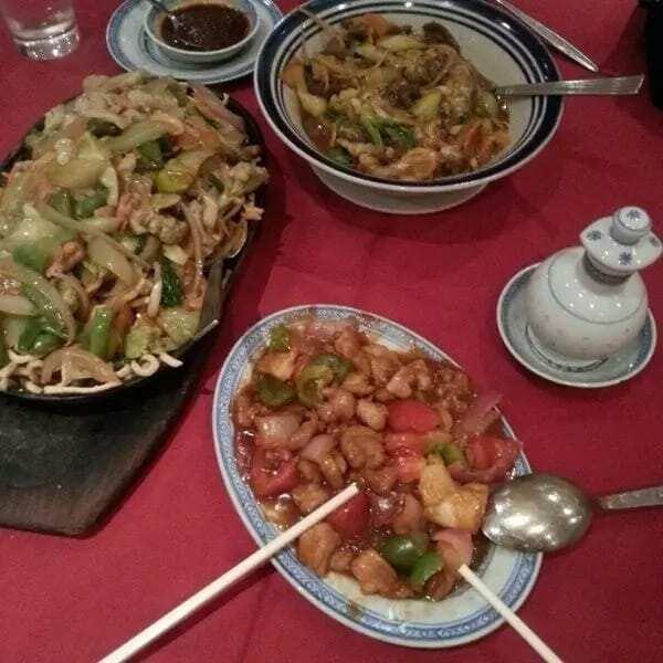 Hinlone Chinese Restaurant Accra menu