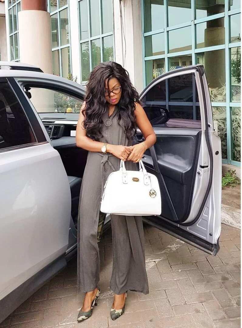 Photos of the powerful cars Ghanaian female celebrities drive
