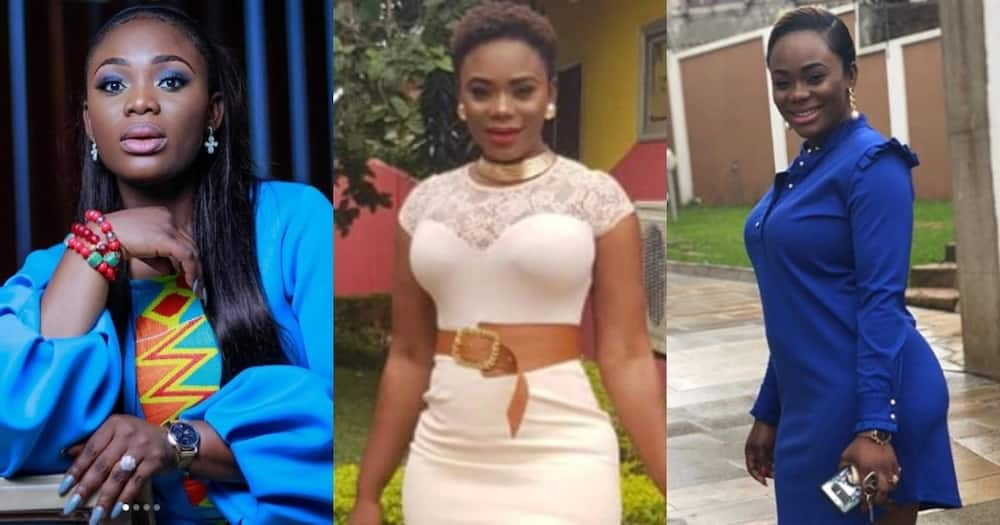 Video of Akua GMB's plush office has Ghanaians praising her