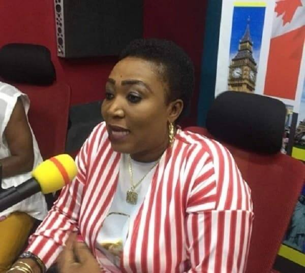 Kwasi Nyantakyi never paid my Black Stars songs – Grace Ashie
