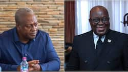 Akufo-Addo jabs Mahama: I spent $289M on 3 interchanges and he spent $260M on one