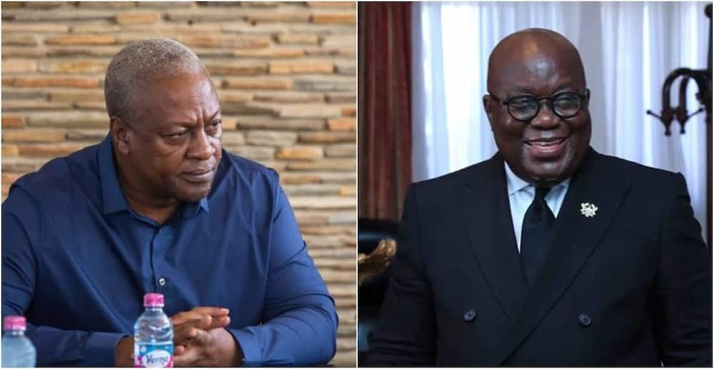 Akufo-Addo jabs Mahama; I spent $289M on 3 interchanges and he spent $260M on one