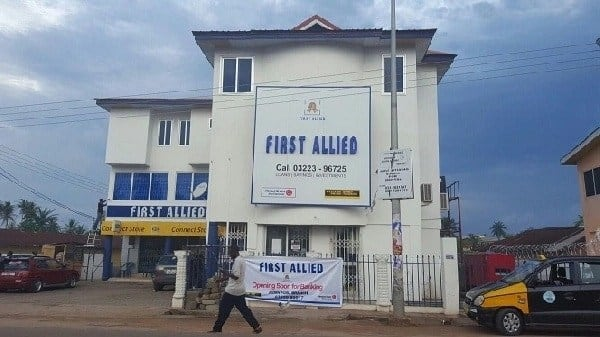 Fear grips First Allied Savings customers as company runs out of cash