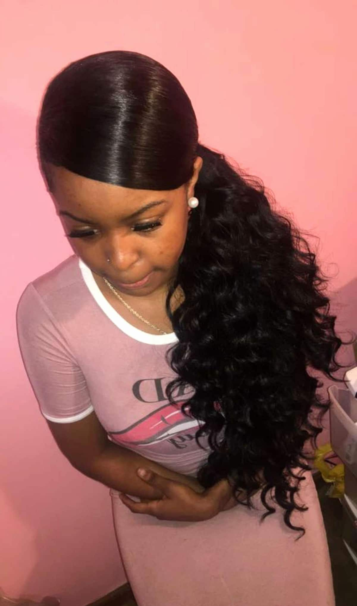 Latest curly weaves hairstyles