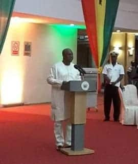 Mahama hosts Ethiopian prime minister in state dinner (photos)