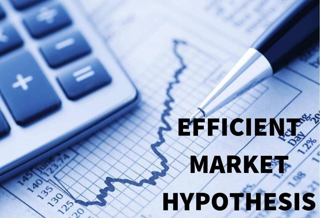 Efficient market hypothesis Efficient market theory According to the efficient market hypothesis What is efficient market hypothesis?