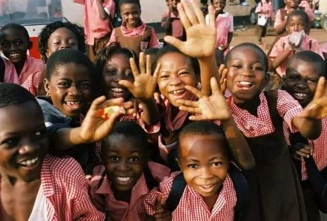 Sentences every Ghanaian pupil liked to hear