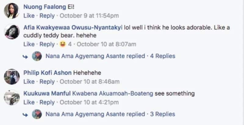 7 hilarious things people are saying about this trending picture of Akufo-Addo