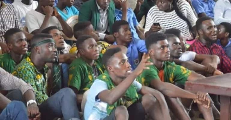 Mfantsipim and Mawuli School pray for a miracle in NSMQ but get
