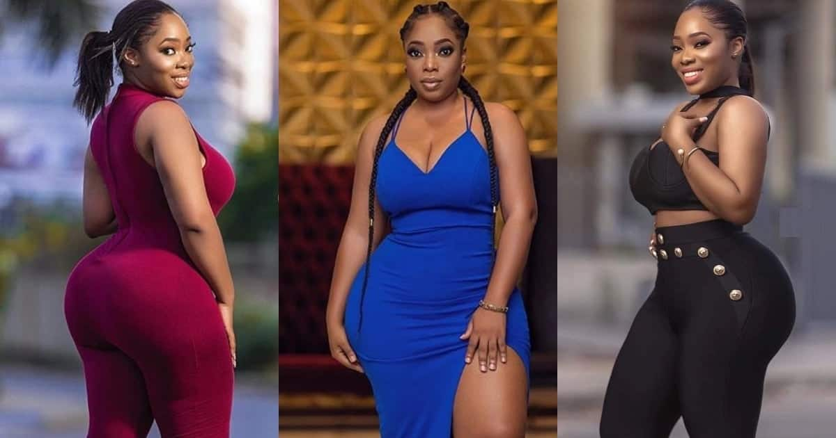 Moesha Boduong drops naked video; shows off scary tattoo covering her new tundra