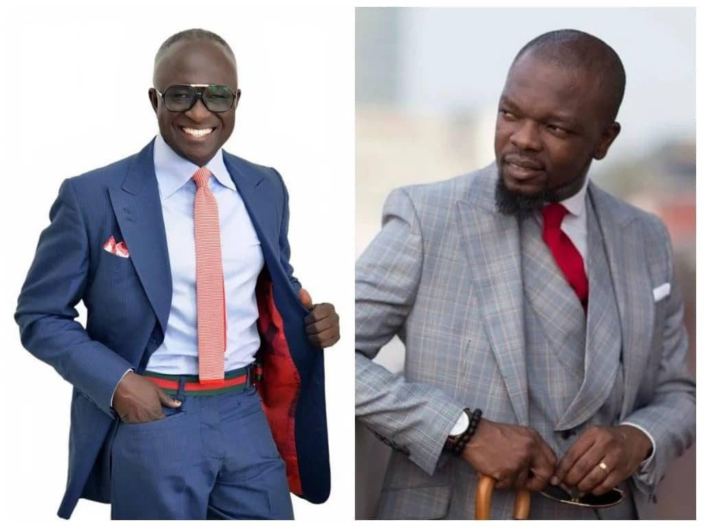 Ghanaian celebrities you never knew were related
