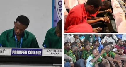 Prempeh School makes mincemeat of Botwe and Mawuli School to enter NSMQ finals