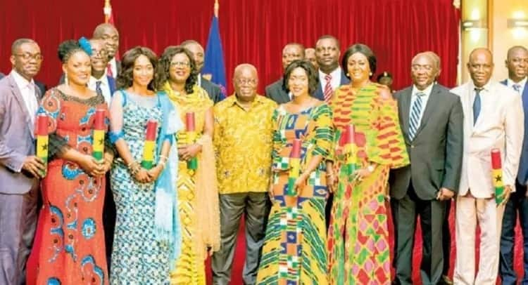"""7 times Nana Addo was """"caught"""" in the middle of controversies"""