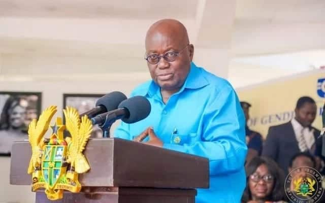 My detractors talk as if I've been in power for 5 years - Nana Addo